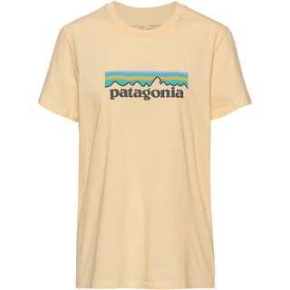 Patagonia 6 Logo T-Shirt Damen vela peach