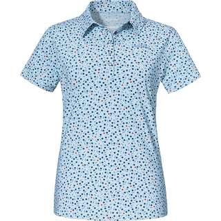 Schöffel Linwood Poloshirt Damen ballad blue