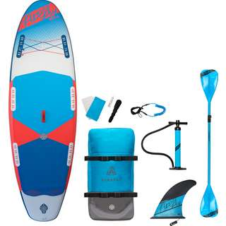 FIREFLY SUP-Board iSUP 300 II SUP Sets blue-bluedark-red