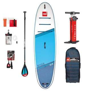 "Red Paddle RIDE 10'6"" X 32"" X 4,7"" MSL SET SUP Sets blau"