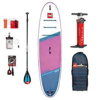 """Red Paddle RIDE SE 10'6""""X32""""X4,7"""" MSL SPECIAL+ SET SUP Sets lila"""
