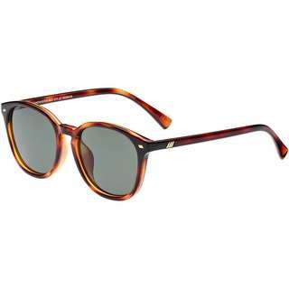 Le Specs Bandwidth alt fit Sonnenbrille toffee tortoise