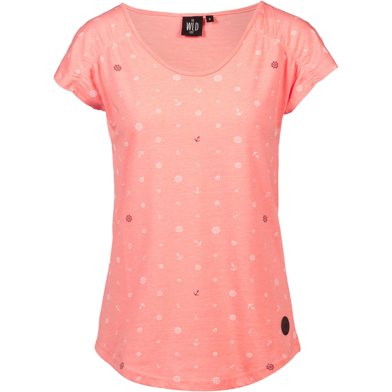 wld -  Wait for me T-Shirt Damen