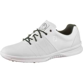 Foot Joy Contour Casuals Golfschuhe Herren white