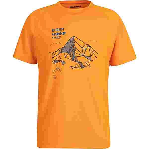Mammut Mountain Funktionsshirt Herren dark radiant