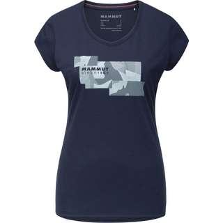 Mammut Trovat T-Shirt Damen marine