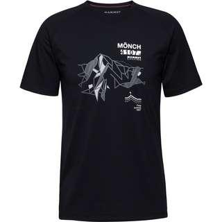 Mammut Mountain Funktionsshirt Herren black