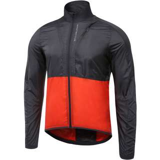 Protective P-RISE UP Fahrradjacke Herren anthracite-fire