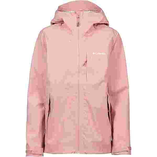 Columbia Omni-Tech™ Ampli-Dry™ Hardshelljacke Damen faux pink