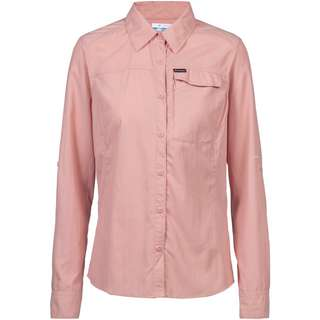 Columbia Silver Ridge™ Funktionsbluse Damen faux pink