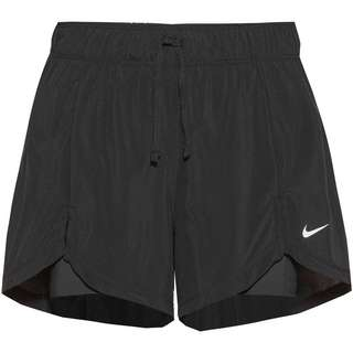 Nike FLEX ESSENTIAL 2-IN-1 Funktionsshorts Damen black-black-white