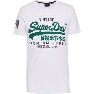 Superdry T-Shirt Herren optic