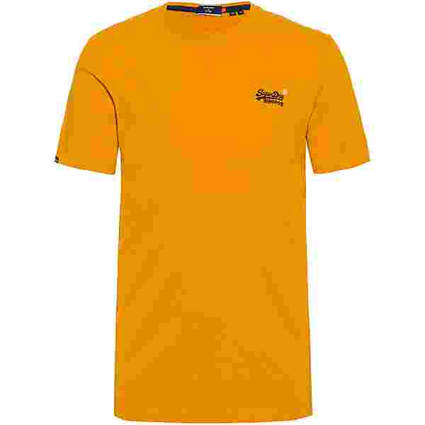 Superdry Ol Vintage T-Shirt Herren ochre gold