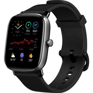 Amazfit GTS 2 Mini Sportuhr midnight black