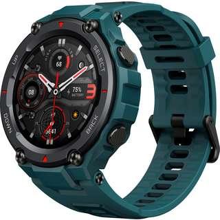 Amazfit T-REX 2 PRO Sportuhr steel blue