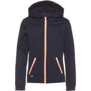 ICEPEAK KIMRY JR Softshelljacke Kinder dark blue