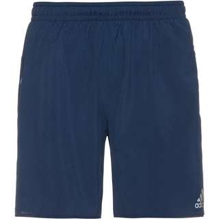 adidas Saturday Supernova Aeroready Laufshorts Herren crew navy