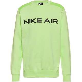 Nike NSW Air Sweatshirt Herren lt liquid lime-key lime-black