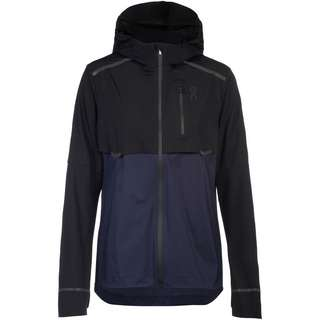 ON Laufjacke Damen black-navy