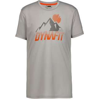 Dynafit Transalper Graphic Funktionsshirt Herren alloy