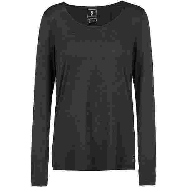 ON Funktionsshirt Damen black