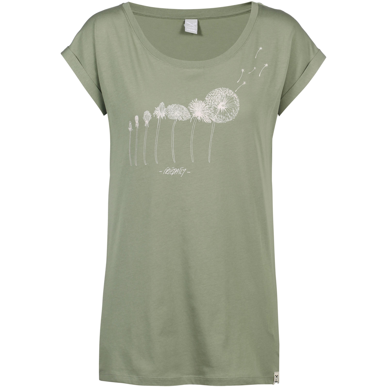 iriedaily -  Evolution T-Shirt Damen