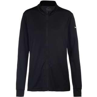 Nike Dri-Fit UV Funktionsjacke Damen black-white