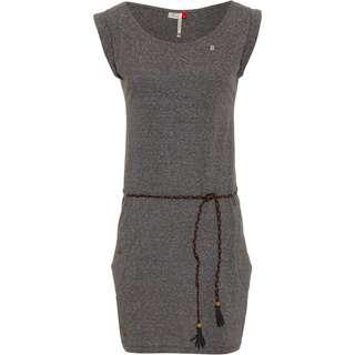 Ragwear Tag Jerseykleid Damen dark grey