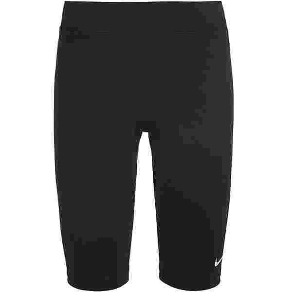 Nike NSW Essential Tights Damen black-white