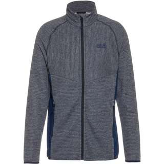 Jack Wolfskin ACTIVE TONGARI Fleecejacke Herren night blue