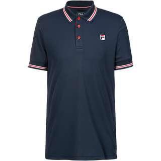FILA Piro Tennis Polo Herren marine