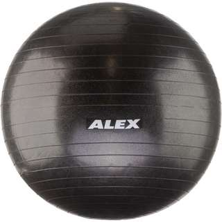 ALEX Gymnastikball schwarz