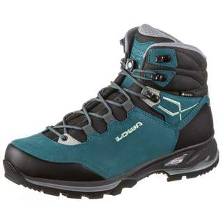 Lowa GTX Lady Light Wanderschuhe Damen petrol-mint