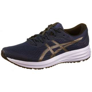 ASICS PATRIOT 12 Laufschuhe Herren french blue-gunmetal