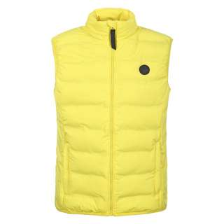 ICEPEAK ALBI Outdoorweste Herren yellow