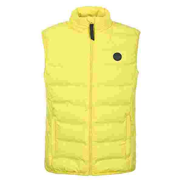 ICEPEAK ALBI Steppweste Herren yellow