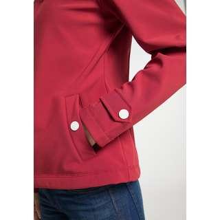 DreiMaster Softshelljacke Damen Rot