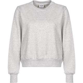 Noisy May NMLupa Sweatshirt Damen grau/meliert