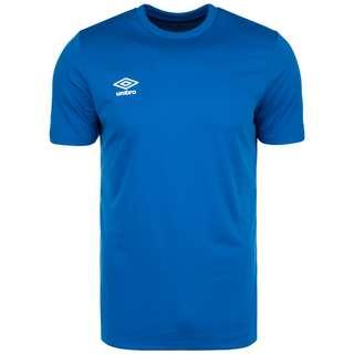 UMBRO Club Jersey SS Fußballtrikot Herren blau