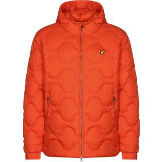 Lyle & Scott Wadded Winterjacke Herren orange