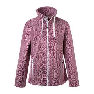 Weather Report FREIDA Fleecejacke Damen 361 Passion Pink