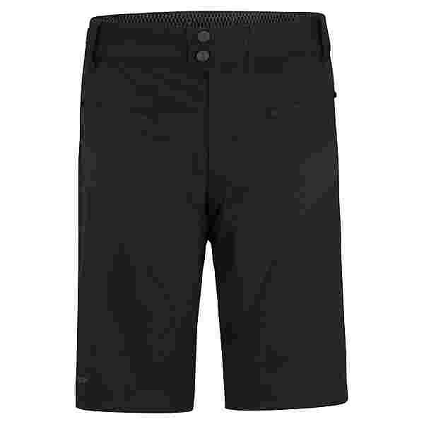 Ziener NEIDECK Shorts Herren black