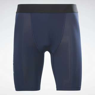 Reebok MYT Compression Shorts Tights Herren Blau