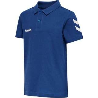 hummel HMLGO KIDS COTTON POLO Poloshirt Kinder TRUE BLUE