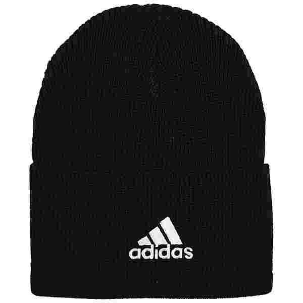 adidas Tiro Woolie Laufmütze schwarz / weiß