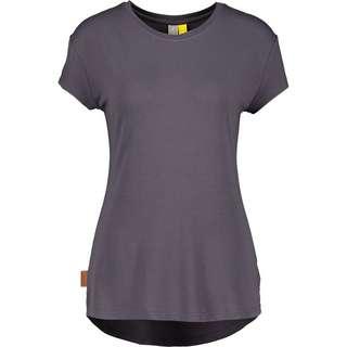 ALIFE AND KICKIN MimmyAK A T-Shirt Damen steel