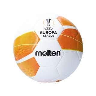 MOLTEN Europa League 20/21 Replica Ball Fußball weissorangeschwarz