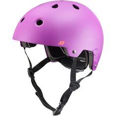 K2 VARSITY Skate Helm purple