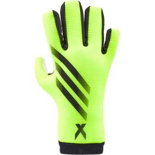 adidas X Training Torwarthandschuhe solar yellow-black-black
