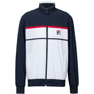 FILA Max Trainingsjacke Herren white-peacoat blue